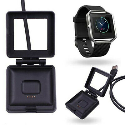 $ CDN5.81 • Buy Cable Dock Replacement Charger Data For Fitbit Blaze Watch Power USB Charging