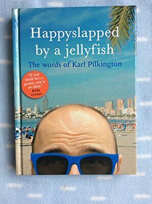 £3.28 • Buy Happyslapped By A Jellyfish, Karl Pilkington, Used; Good Book