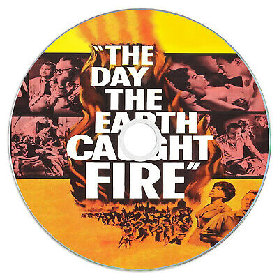 £2.49 • Buy The Day The Earth Caught Fire 1961 Classic DVD Film