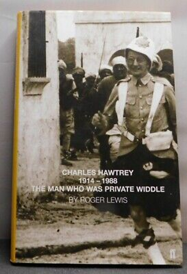 £3 • Buy Charles Hawtrey 1914-1988: The Man Who Was Private Widdle By Roger Lewis (Hardba
