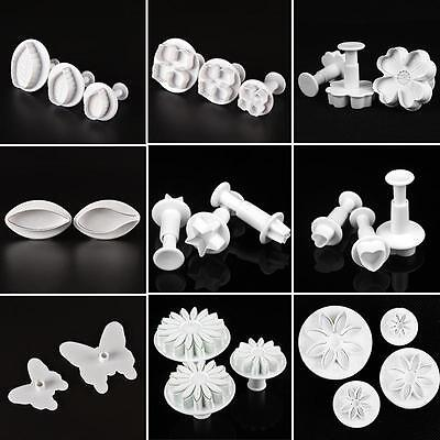£4.20 • Buy DIY Cookie Fondant Cake Sugarcraft Plunger Icing Cake Decorating Cutter Mold`ch