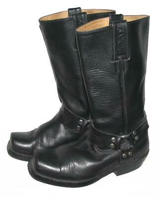 £29.66 • Buy   Sancho   Ladies- Biker Boots/Western- Boots IN Black Approx. Size 37,5