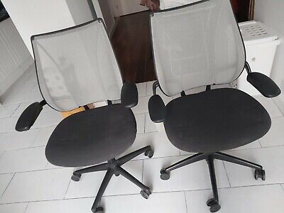 £200 • Buy Humanscale Liberty Leather Office Chair