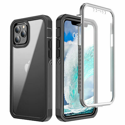 AU15.56 • Buy Case For IPhone 12 11 Pro XS X 8 7 6s Full Body Protection Cover 360 Waterproof