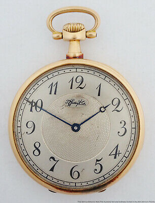 £8550.69 • Buy Antique Historical Patek Philippe 18k Gold 5 Minute Repeater Pocket Watch Nyc