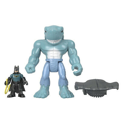 £12 • Buy Fisher-Price Imaginext DC Super Friends - Batman And King Shark