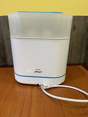 AU46.65 • Buy Philips Avent 3-in-1 Electric Steam Sterilizer For Baby Bottles