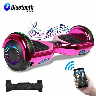 $ CDN107.91 • Buy CBD Plating Dazzle Hoverboard Two-Wheel Self Balancing Scooter 6.5  With Bluetoo