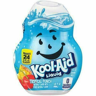 £7.62 • Buy Kool Aid Tropical Punch Liquid Concentrate Mix