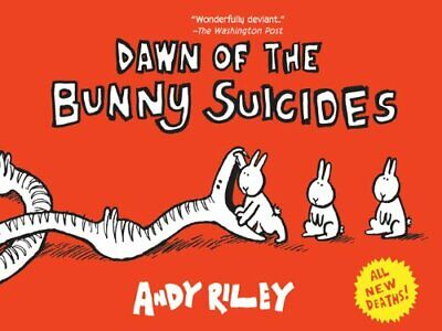 £17.99 • Buy Dawn Of The Bunny Suicides By Riley, Andrew Book The Cheap Fast Free Post