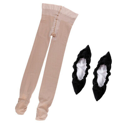 Ice Figure Skating Pants Tights Leggings & Skate Blade Cover Guard Protector • 14.12£