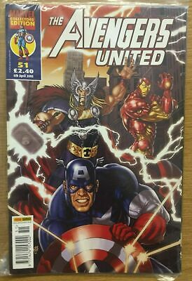 £4.99 • Buy Marvel The Avengers United Collectors Edition Vol 1 51 Panini Uk