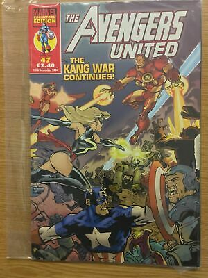£4.99 • Buy Marvel The Avengers United Collectors Edition Vol 1 47 Panini Uk