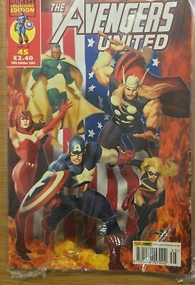 £4.99 • Buy Marvel The Avengers United Collectors Edition Vol 1 45 Panini Uk