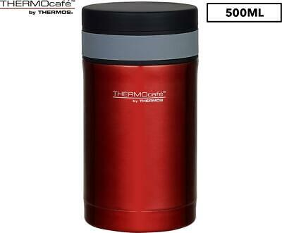 AU24 • Buy  Thermos THERMOcafe Vacuum Insulated Food Jar W Spoon 500mL - Red