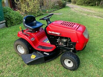 AU1500 • Buy Ride On Mower MTD 16hp New 38  Blades In Great Condition Starts Every Time