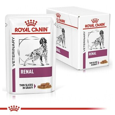 £14.97 • Buy Royal Canin Renal Pouches For Dogs 12x100G