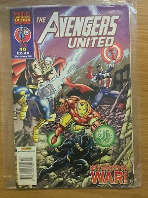 £4.99 • Buy Marvel The Avengers United Collectors Edition Vol 1 10 Panini Uk