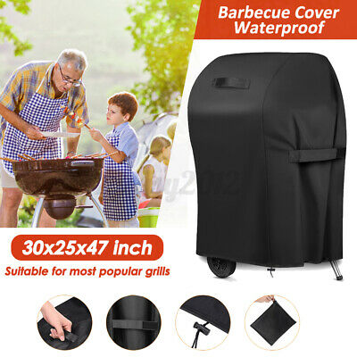 £8.89 • Buy Barbecue Grill Cover Garden Small BBQ Grill Protector Waterproof Heavy Duty