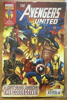 £4.99 • Buy Marvel The Avengers United Collectors Edition Vol 1 96 Panini Uk