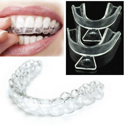 AU12.88 • Buy 10x Teeth Whitening Thermo Mould Mouth Trays (4 TRAYS) High Quality Guards