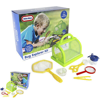 £10.99 • Buy Little Tikes Bug Explorer Kit Kids Educational Insects Outdoor Nature Garden Fu