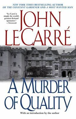 £3.24 • Buy A Murder Of Quality