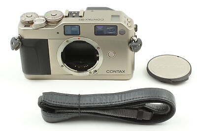 $ CDN399.02 • Buy [MINT LCD Clear] Contax G1 Green Label Rangefinder Film Camera Body From JAPAN