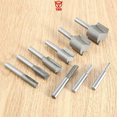 £7.59 • Buy Straight Slotted Router Bit Milling Woodworking Cutter Cleaning Bottom Router