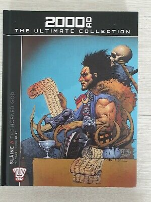 £5.75 • Buy 2000AD Ultimate Collection Issue 1 Book 32    Slaine