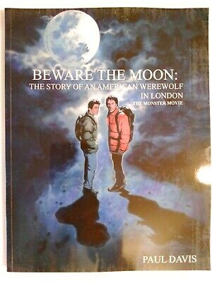 £49.95 • Buy   Beware The Moon The Story Of An American Werewolf In London Softback Book  New