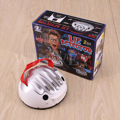 £18.75 • Buy Lie Detector Test Truth Micro Polygraph Party Game Bar Electric Shock Consoles.