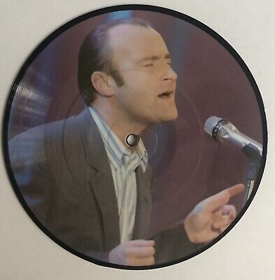 £12.99 • Buy Phil Collins / Genesis Limited Edition Interview Picture Disc Single Vinyl.