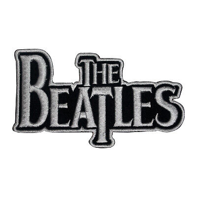 £1.99 • Buy The Beatles Music Logo Patch Iron On Patch Sew On Badge Patch Embroidery Patch