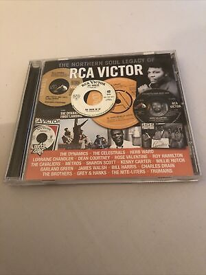 £9.99 • Buy RCA Victor A Northern Soul Legacy Northern Modern Soul Classics 1966-78 Outtta S