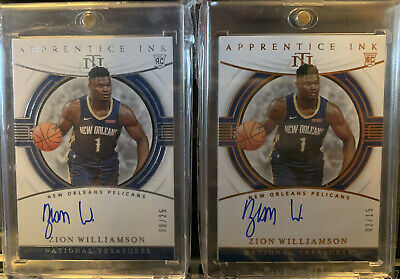 $55.96 • Buy 🔥GUARANTEED ZION WILLIAMSON Or JA MORANT RC EVERY PACK + AUTO + 3 HITS Psa Bgs