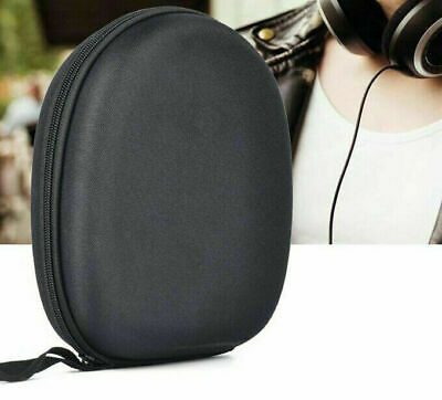 1*Storage Bag Pouch Hard Zippered Carry Headphone Case For SONY MDR-XB950BT/AP • 5.59£