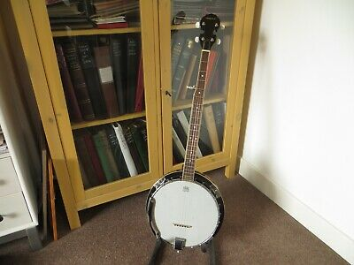 AU125.38 • Buy  5 String Banjo In Good Playable Condition.  Made By Aria