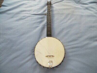 AU177.96 • Buy  5 String Banjo In Good Condition By Essex And Cammayer Of London With Hard Case