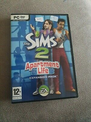 £19.99 • Buy Apartment Life Expansion Pack For The Sims 2: (PC DVD ROM, Windows, 2008)