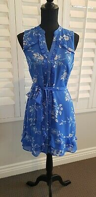 AU5.50 • Buy Forever New Dress - Size 10 As New, Worn Once