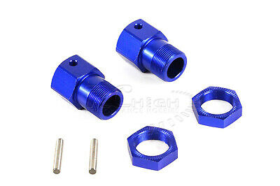 £19.92 • Buy 50025 Wheel Mounts + Nuts + Shaft 1/5 Scale RC Car Buggy Truck