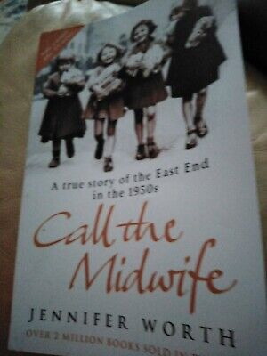 Call The Midwife Book • 0.50£