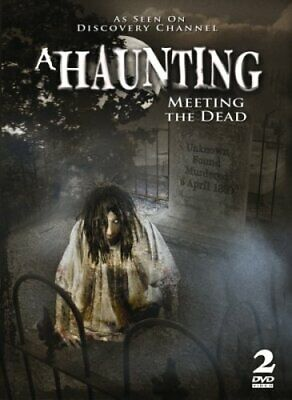 £20.98 • Buy A Haunting - Meeting The Dead [DVD] [2008] - DVD  YCVG The Cheap Fast Free Post