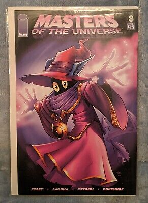 $35 • Buy Masters Of The Universe #8 NM Orko Cover Final Issue HTF 2004 Image