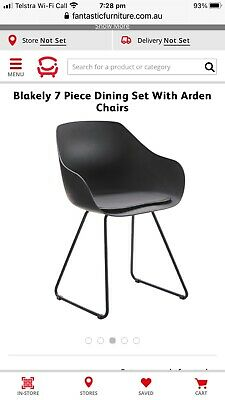 AU318 • Buy Glass, Rectangular Dining Tables And Chairs