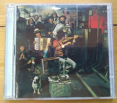 £5.49 • Buy Bob Dylan & The Band - The Basement Tapes - 2 X CD Columbia COL 466 137-2
