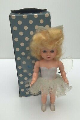 Vintage Christmas Tree Fairy Topper Doll~Boxed International  Model Aircraft's  • 30£