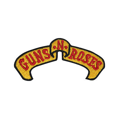 £1.99 • Buy Rock Music Band Logo Patch Iron On Patch Sew On Badge Patch Embroidery Patch