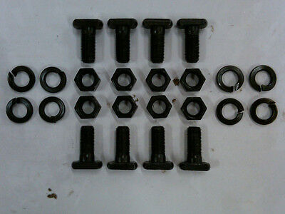 AU22.95 • Buy (8) 9  Inch Ford Axle Housing End T-Bolts - 1/2 - NEW